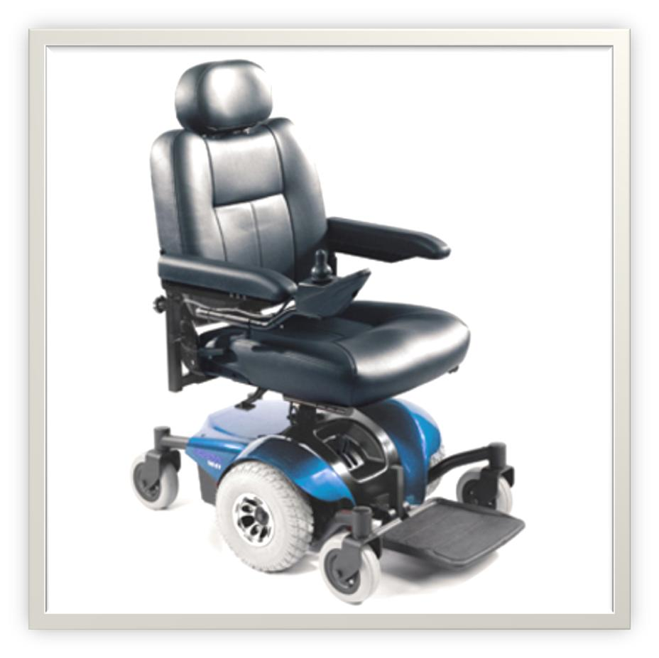 power wheelchair rental in DC